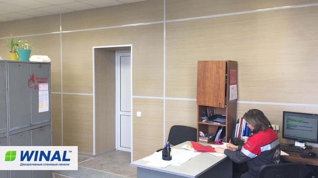Стеновые панели ГКЛ, СМЛ, ГВЛВ для отделки стен производственных помещений